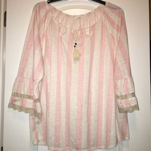 Maurices's | Bell sleeve top